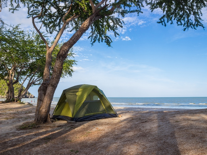 Top-10 Strandcampings in Europa