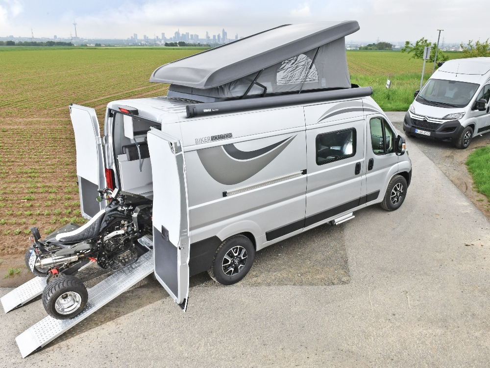 Citroën Biker Solution Multi Camper