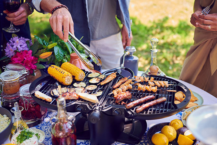 NomadiQ: le barbecue à gaz portable le plus intelligent au monde