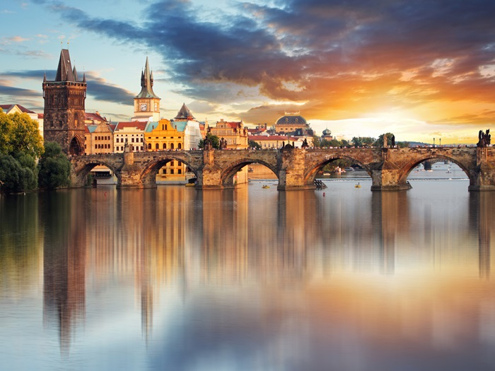 On holiday in the Czech Republic: Prague and surroundings