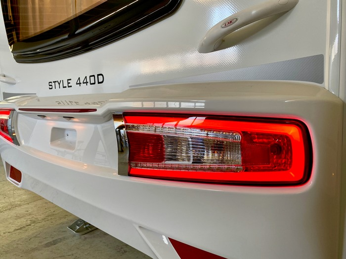 LMC Style 440D: especially for the Netherlands