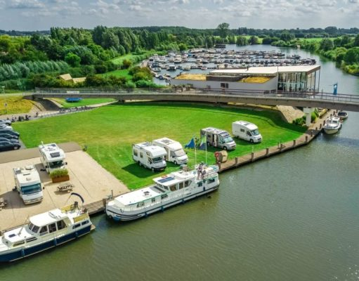 Jachthaven camping