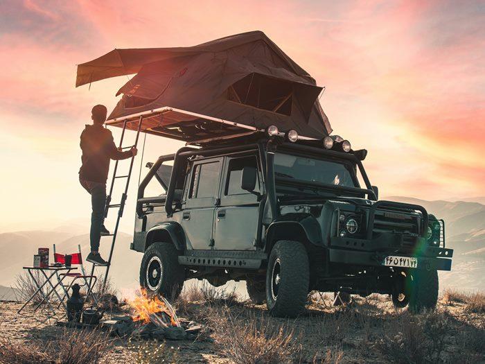 Car camping: vrijheid en flexibiliteit