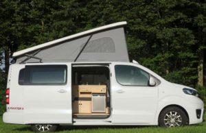 e-Fixxter elektrische camper