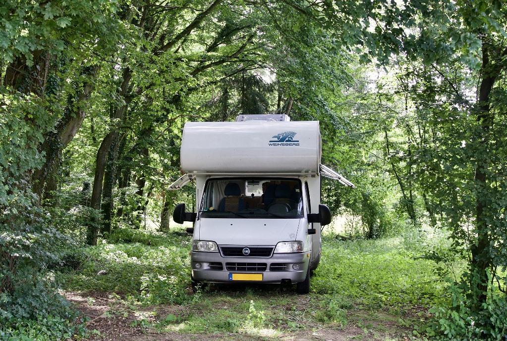 Goboony heeft een bestand van bijna 2000 campers in alle soorten en maten
