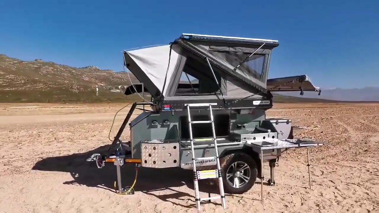 Bhoma 4x4 Offroad Mini Camper