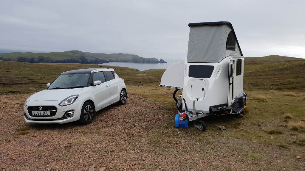 Dashaway Mini Caravan