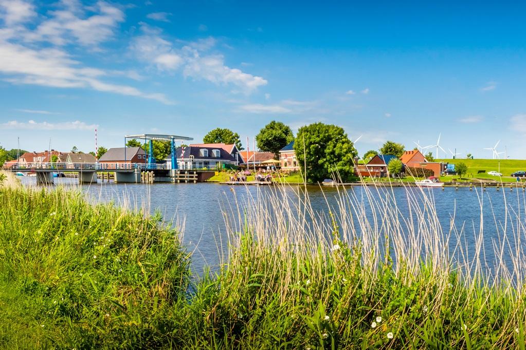 Harlingen - water Friesland