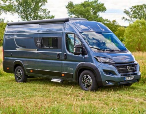 Karmann-Mobil Davis 630