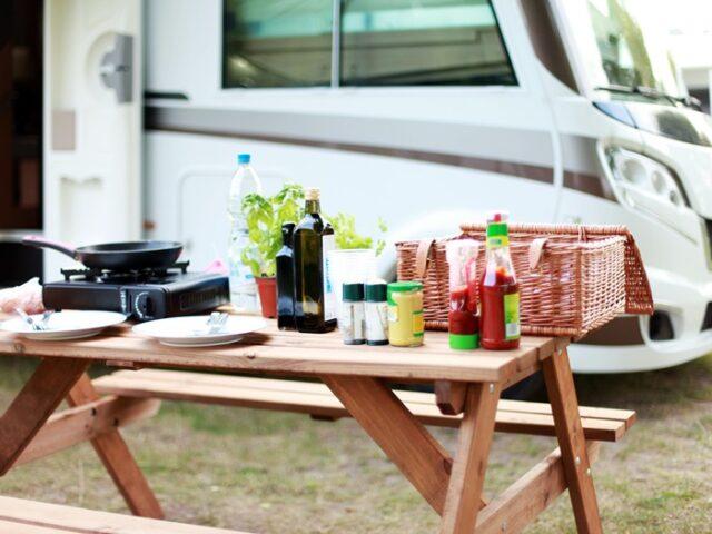 Nieuwe camperplaatsen in Nederland