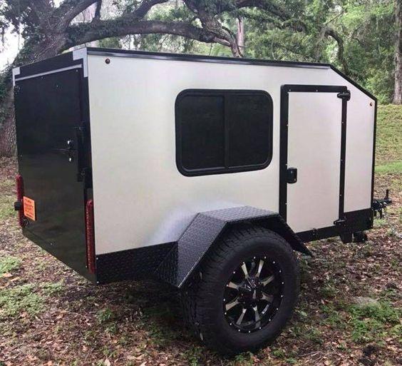 Overland Mini Camper