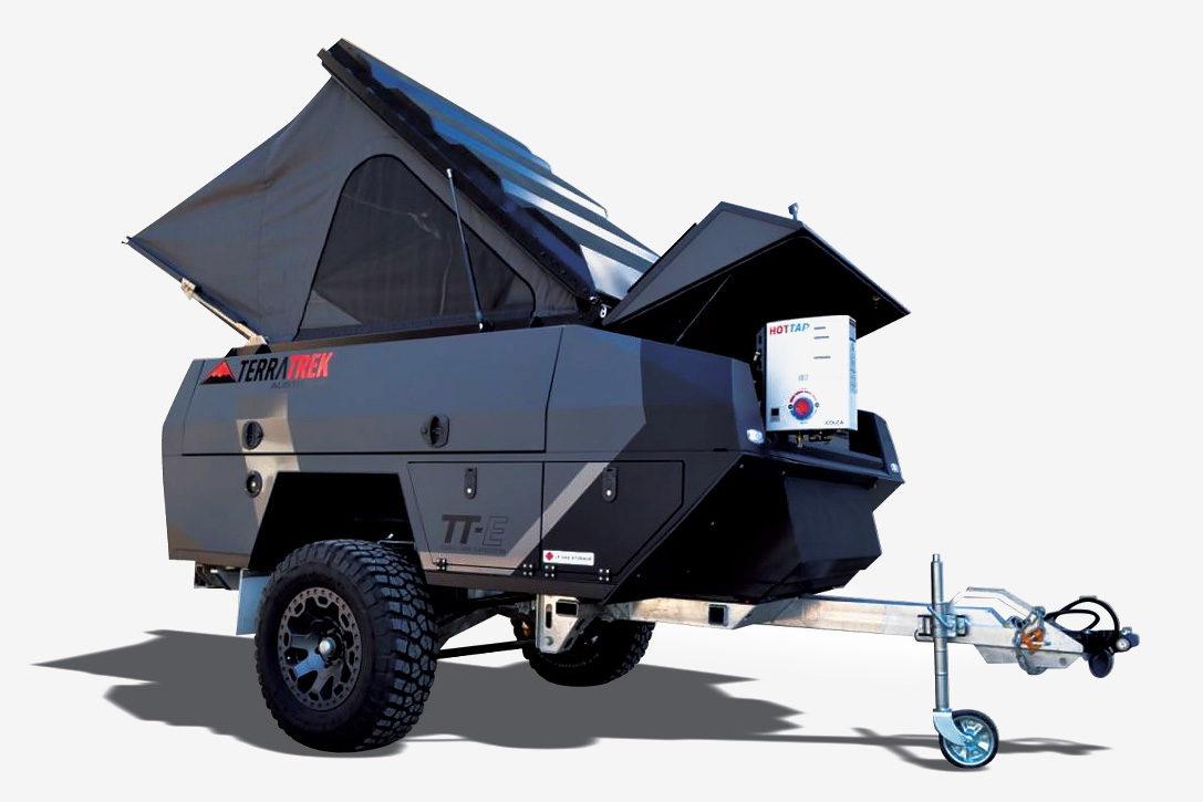 TTA Expeditie trailer