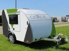 Oehoe minicaravan
