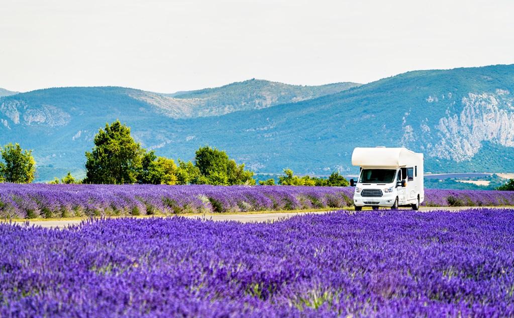 Ga je reizen naar of door Frankrijk?