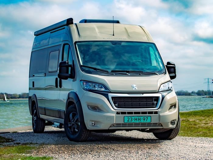 Tourne Mobil 600: innovatieve Sloveen