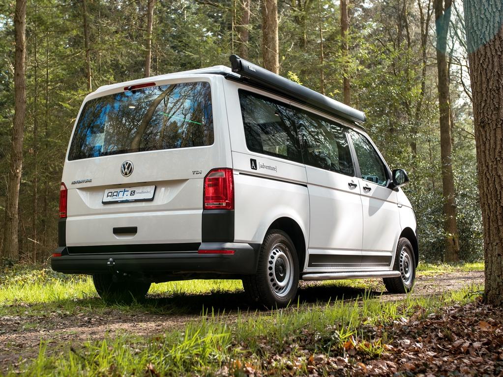 de VW Transporter is een evergreen in de camperwereld