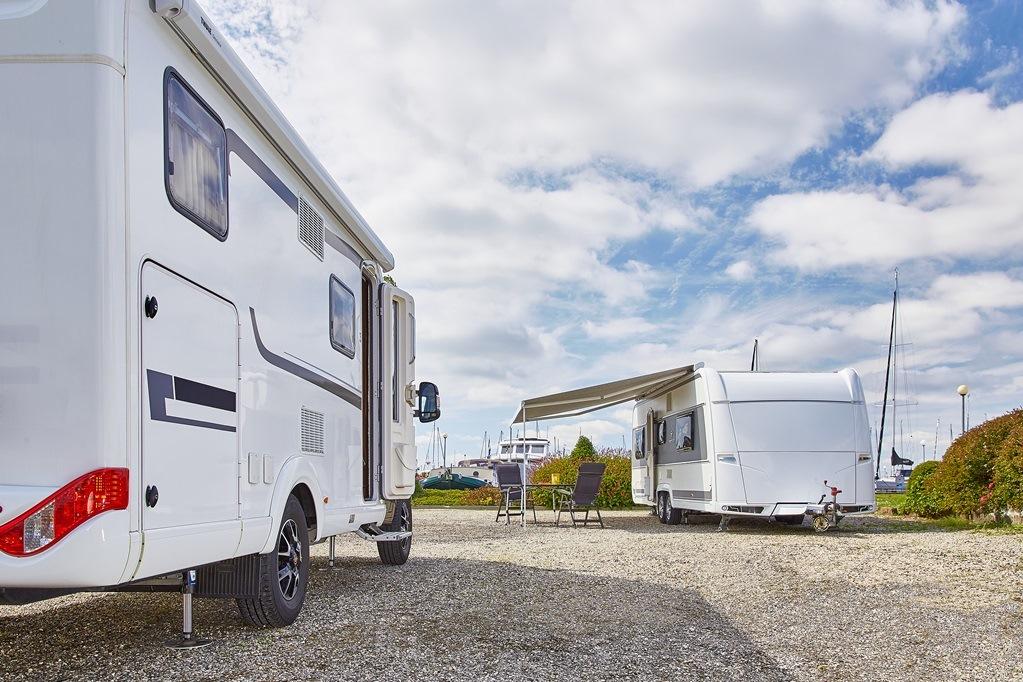 E&P produceert levelsystemen voor campers en caravans