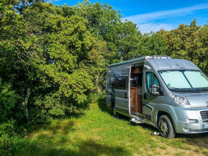 Campspace: kamperen in de achtertuin