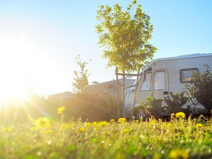 Duurzaam kamperen: groene campings