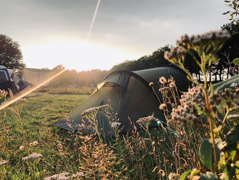 Farmers mini camping