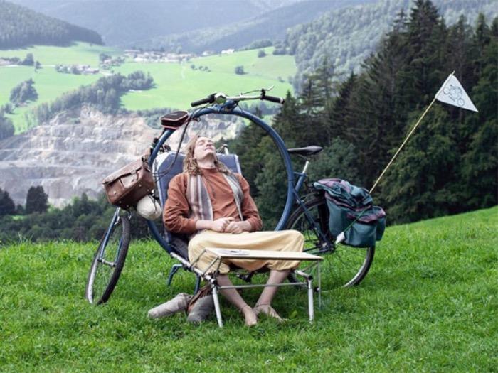 The Cercle: kamperen met je fiets