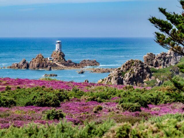 zonnige Côte des Isles