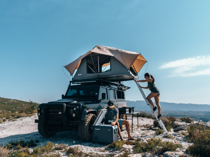 Dometic neemt Front Runner Vehicle Outfitters over