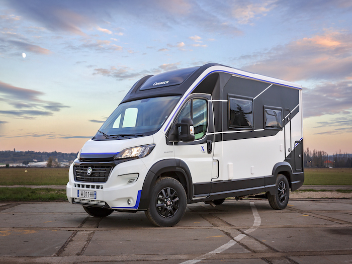 CHAUSSON X550 Exclusive Line: Sportieve Fransoos
